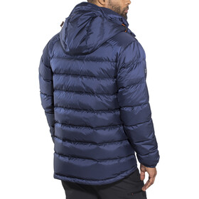 Mountain Equipment Lightline Veste Homme, navy